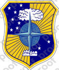 STICKER USAF 72ND BOMB WING