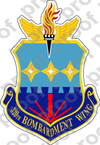 STICKER USAF 320th BONBARDMENT WING