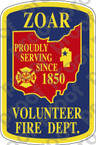 STICKER CIVIL ZOAR FIRE DEPARTMENT