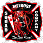 STICKER CIVIL MELROSE SIDE PIECE