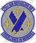 STICKER USAF 79TH AIR REFUELING SQUADRON A