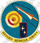 STICKER USN GMU 7 GUIDED MISSILE UNIT 7
