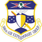 STICKER USAF 506th Air Expeditionary Group