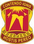 STICKERS US ARMY UNIT 357th Civil Affairs Brigade