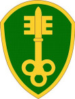 STICKERS US ARMY UNIT 300th Military Police Brigade
