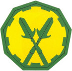 STICKERS US ARMY UNIT 290th Military Police Brigade