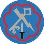 STICKERS US ARMY UNIT 207th Military Intelligence Brigade