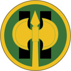 STICKERS US ARMY UNIT 11th Military Police Brigade