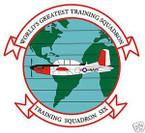 STICKER USN VT   6 Training Squadron