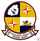 STICKER USN VT   4 Strike Fighter Squadron
