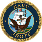 STICKER USN VET U.S. DEPARTMENT OF THE NAVY JROTC