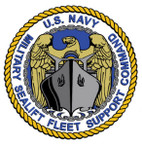 STICKER USN US NAVY MSFS COMMAND