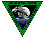 STICKER USN US NAVY HSC WEAPONS SCHOOL