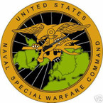 STICKER USN UNIT NAVY SEAL NAVAL SPEC WAR COMMAND