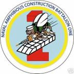 STICKER USN UNIT NAVAL AMPHIBIOUS CONSTRUCTION1