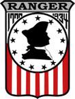 STICKER USN CV4 USS Ranger
