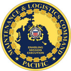 STICKER USCG Maintenance-Logistics-Cmd-Pacific