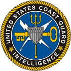 STICKER USCG COAST GUARD INTELLIGENCE