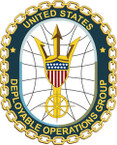 STICKER USCG - Deployable Operations Group
