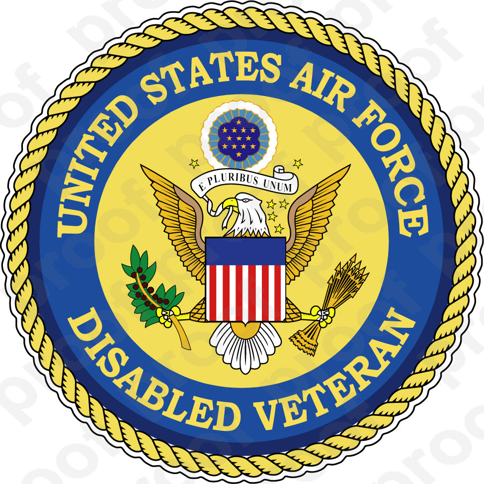 Image result for Disabled usaf veteran