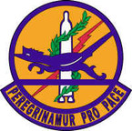 STICKER USAF 390th MIMS