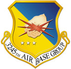STICKER USAF  647th Air Base Group Emblem