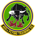 STICKER USAF  469th Flying Training Squadron Emblem