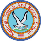 STICKER USAF NATIONAL SEARCH AND RESCUE SCHOOL