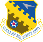 STICKER USAF HISTORICAL RESEARCH AGENCY (AFHRA)