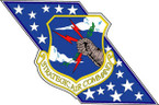 STICKER USAF AIR FORCE SAC MILKY WAY