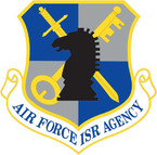 STICKER USAF AIR FORCE ISR AGENCY