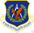 STICKER USAF Air Force Center for Environment