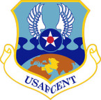 STICKER USAF AIR FORCE CENT