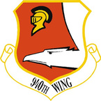 STICKER USAF 940TH BASE WING