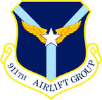 STICKER USAF 911TH AIRLIFT WING
