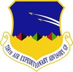 STICKER USAF 738th Air Expeditionary Advisory Group Emblem