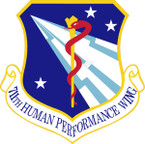 STICKER USAF 711TH HUMAN PERFORMANCE WING