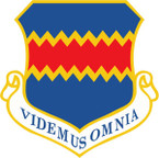STICKER USAF 55TH WING