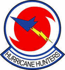 STICKER USAF 53rd Weather Reconnaissance Squadron