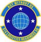 STICKER USAF 514th Logistics Readiness Squadron Emblem