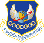 STICKER USAF 508TH AEROSPACE SUSTAINMENT WING