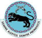 STICKER USAF 502nd Security Forces Squadron Emblem