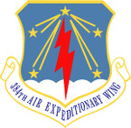 STICKER USAF 384TH AIR EXPEDITIONARY WING