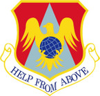 STICKER USAF 375TH AIR MOBILITY WING