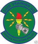 STICKER USAF 342TH TRAINING SQUADRON