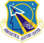 STICKER USAF 326TH AERONAUTICAL SYSTEMS WING