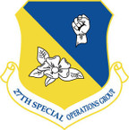 STICKER USAF 27TH SPECIAL OPERATIONS GROUP