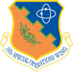 STICKER USAF 193RD SPECIAL OPERATIONS WING