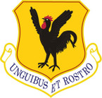 STICKER USAF 18TH WING