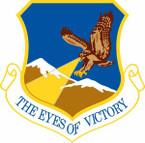 STICKER USAF 152nd Reconnaissance Wing